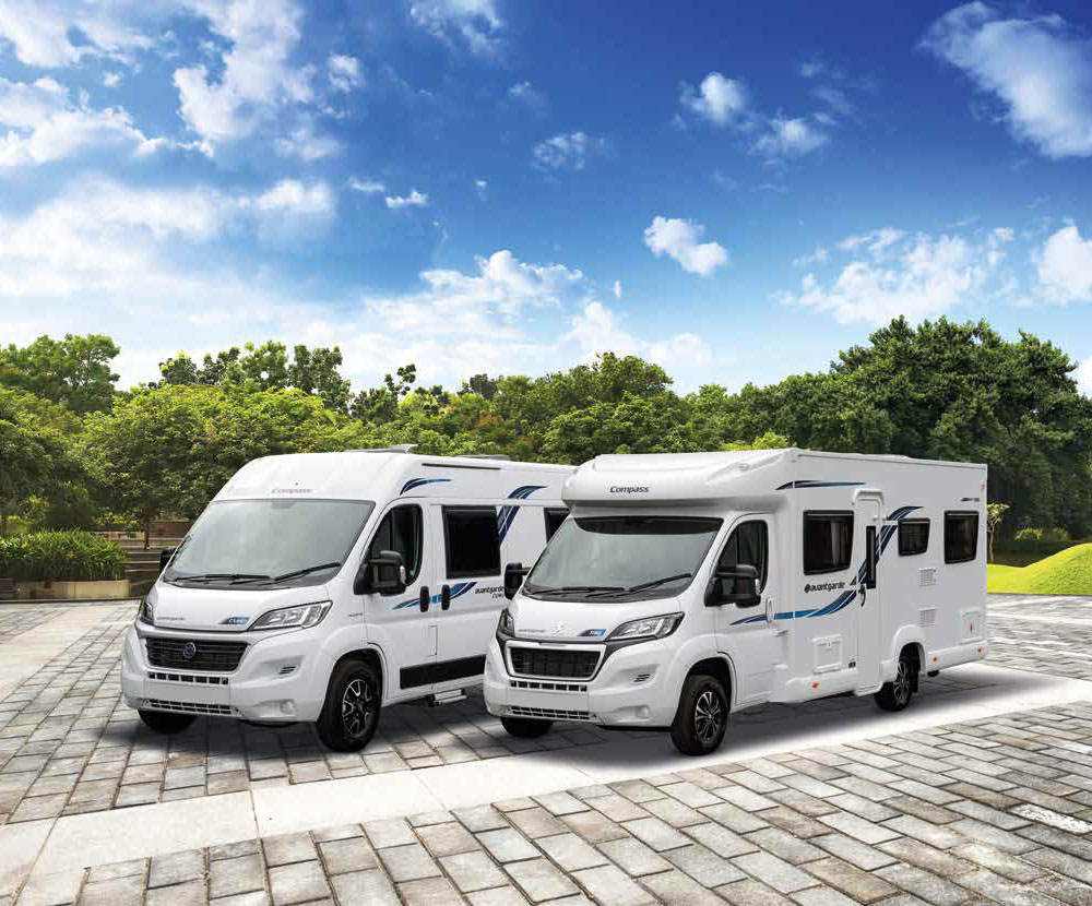 Compass Used Motorhomes for Sale