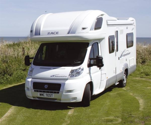 Ace Used Motorhomes for Sale
