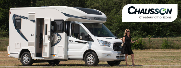 Chausson Used Motorhomes for Sale