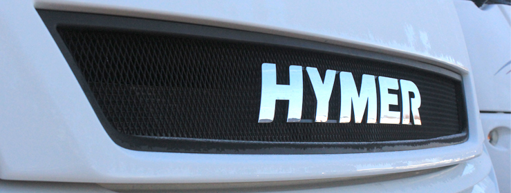 Hymer Used Motorhomes for Sale
