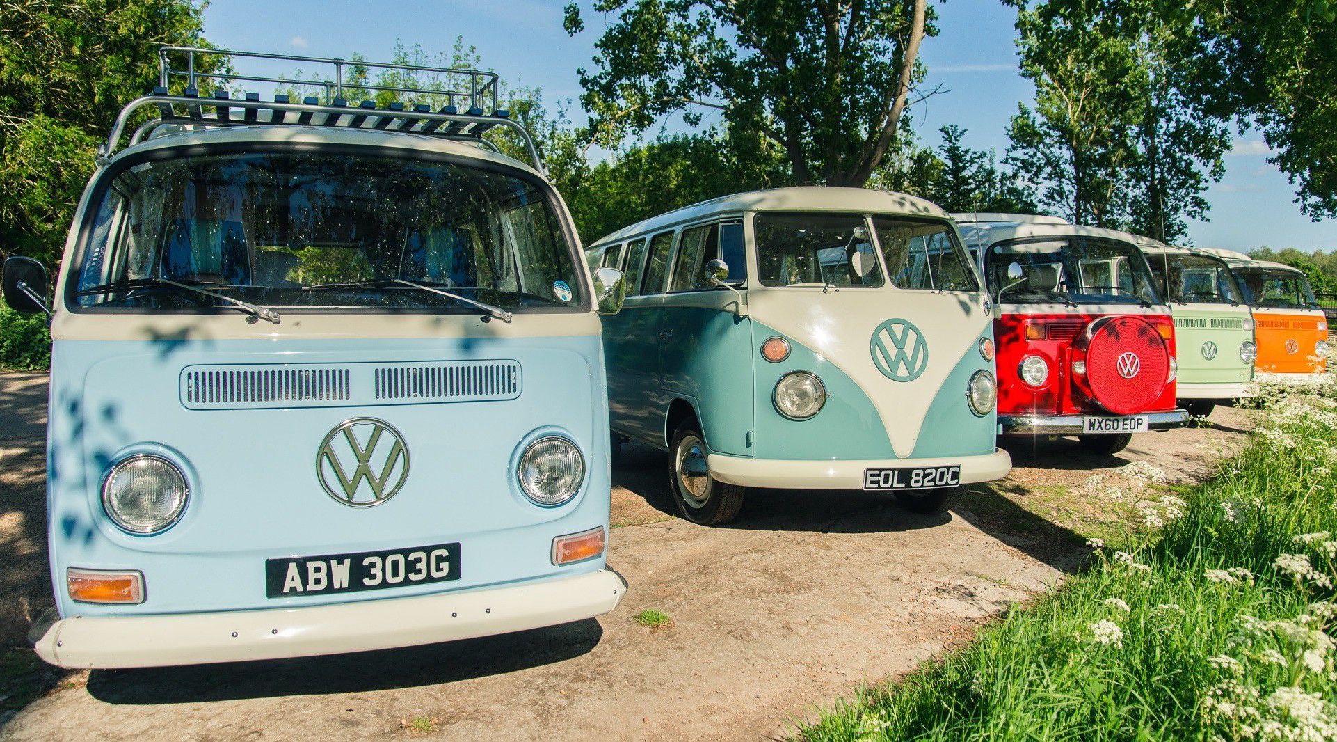 Used Volkswagen Motorhomes UK