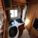 2010 Rapido 9048 DF - Kitchen