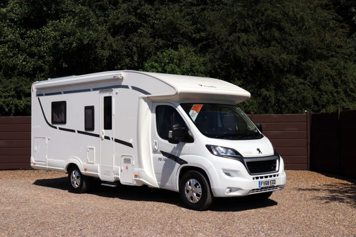 2018-68 Rapido Itineo PM 740 - Offside Front