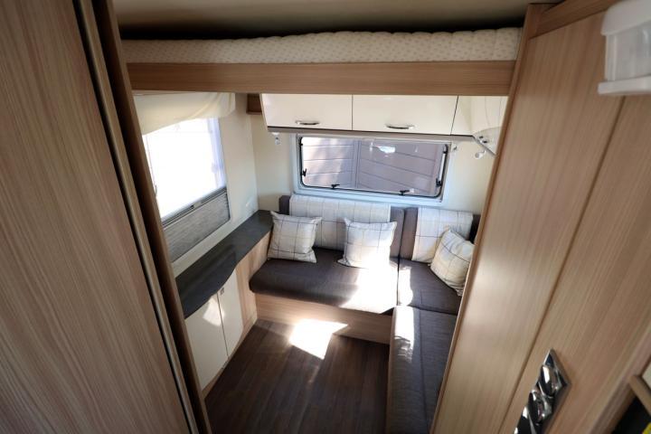2018 Burstner Lyseo T744 - Rear Lounge
