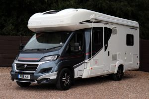 Auto-Trail Savannah - Nearside Front
