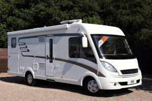 Hymer B678 - Offside Front