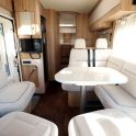 Hymer B678 - View From Cab