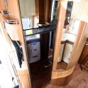 Hymer B704 PL - Fridge