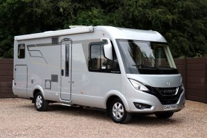 Hymer BMC-i 680 - Offside Front