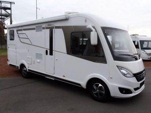 Hymer Dynamic line B678 DL - Offside
