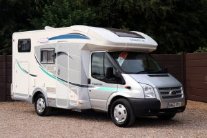 Chausson Flash 04 - Offside Front