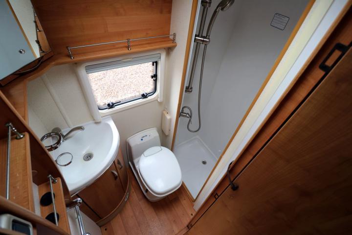 AutoTrail Tracker EKS - Washroom
