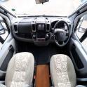 Autotrail Chieftan G - Cab
