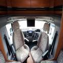 Autotrail Chieftan G - Cab Seats