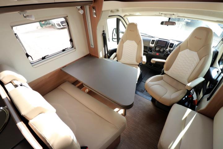 Burstner Lyseo 745 Harmony Line - Front Lounge