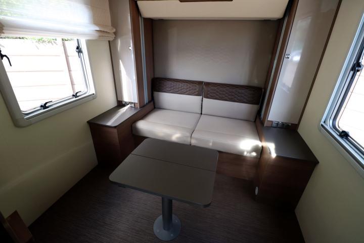 Burstner Lyseo 745 Harmony Line - Rear Lounge