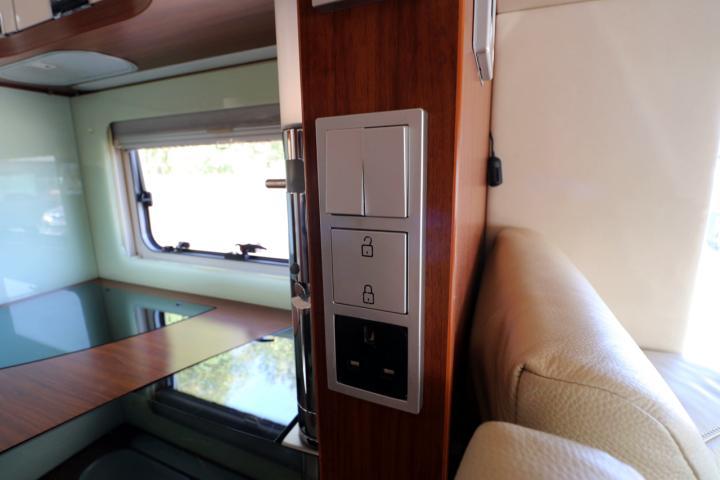 Hymer S830 - Cupboard Locks
