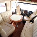Hymer S830 - Front Lounge
