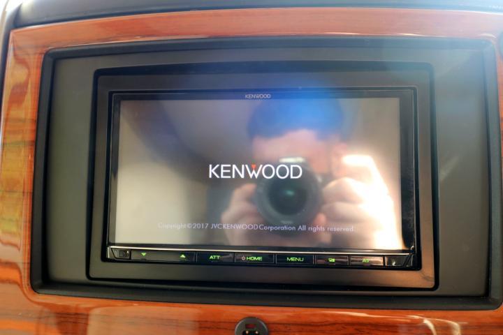 Hymer S830 - Kenwood Head Unit