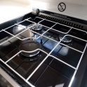 Swift Champagne 674 - Gas Hobs