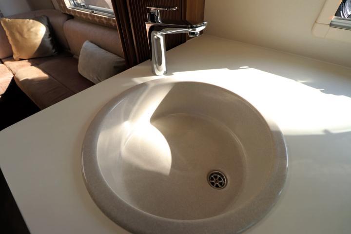 Swift Champagne 674 - Kitchen Sink