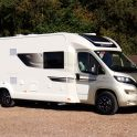 Swift Champagne 674 - Offside Front
