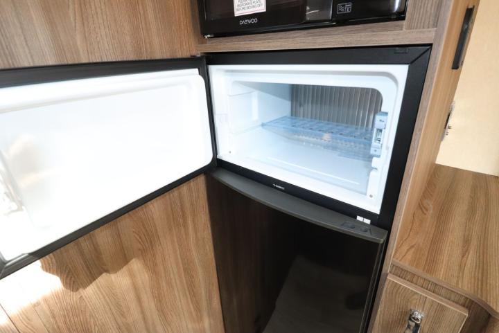 Auto-Sleepers Burford - Freezer