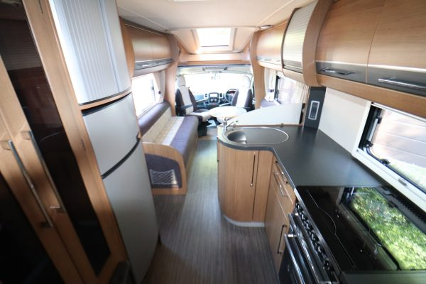 Auto-Trail Chieftain - Rear To Front