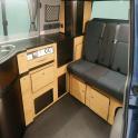 3371 Danbury Surf Double Volkswagen T6 Interior