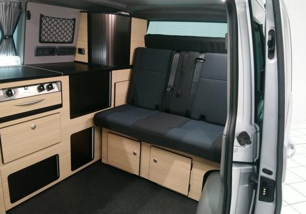 3380 Danbury Surf Double Volkswagen T6 Interior
