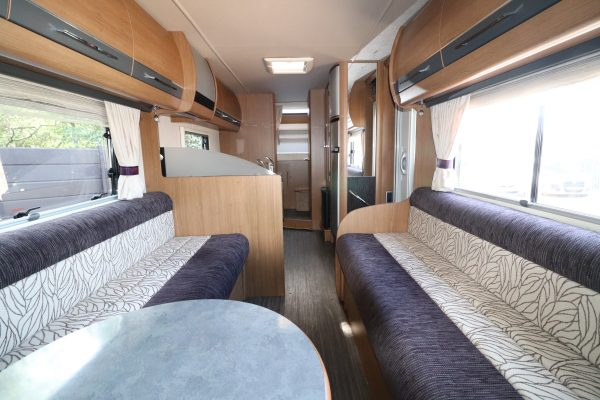 Auto-Trail Chieftain - Front To Back
