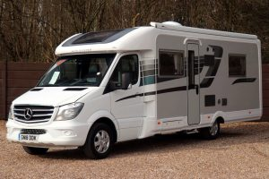 Auto-Sleepers Burford Duo - Nearside Front