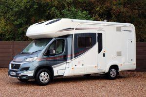 Auto-Trail Tracker RS - Nearside Front
