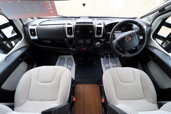 Autotrail Scout - Cab