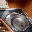 Burstner Argos 747-2 - Sink