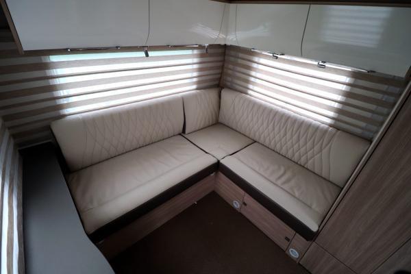 Burstner Ixeo i744 - Rear Lounge