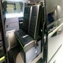 Danbury Raven - Travelling Seats