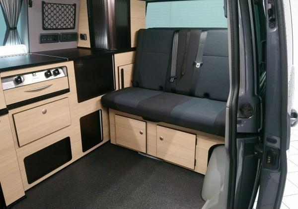 Danbury Surf Double Volkswagen T6 Interior