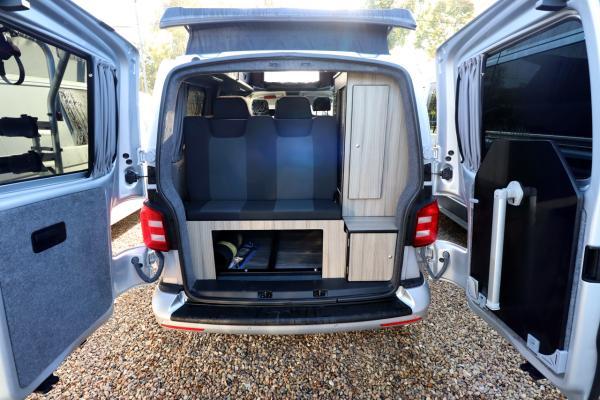 Denby Balmoral - Rear Seats