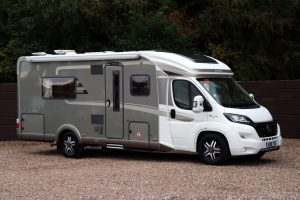 Hymer T668 SL - Offside Front