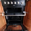 Hymer T668 SL - Oven Grill