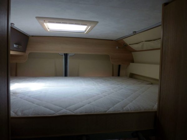 Trigano Tribute T669 - Top Bed 2
