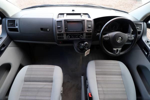VW California - Cab