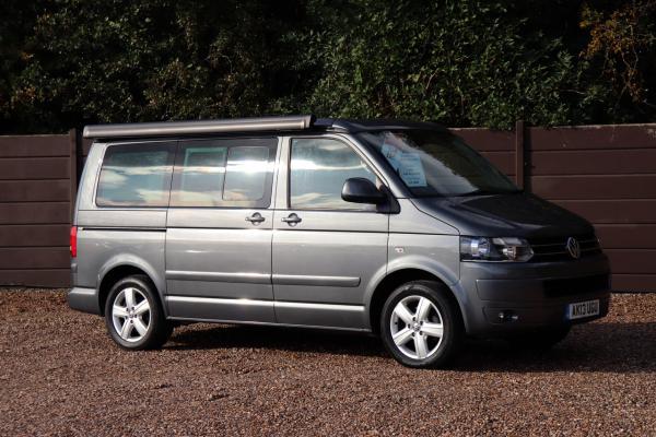 VW California - Offside Front