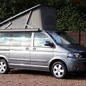 VW California - Offside Front Pop Up