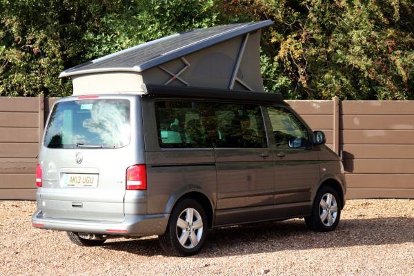 VW California - Offside Rear