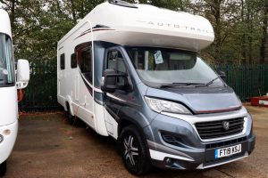 Auto Trail Tracker LB - External