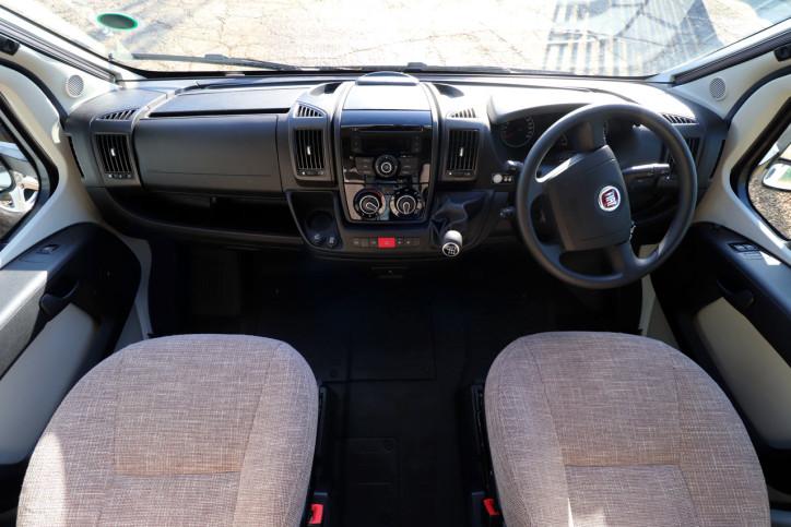Bessacarr E462 - Cab