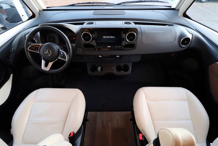 Hymer B MLI 780 Masterline - Cab