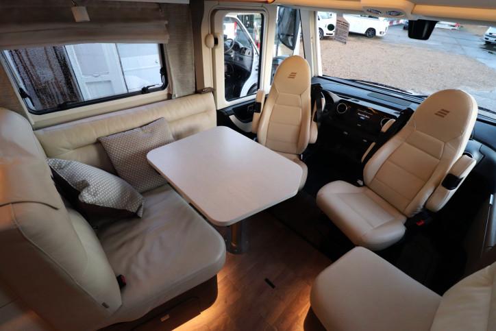 Hymer B MLI 780 Masterline - Lounge